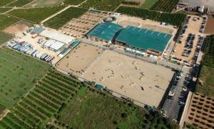vista aerea del CES Valencia