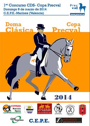 Descargar del Cartel Copa Precval 2014 - 1er CDS en pdf