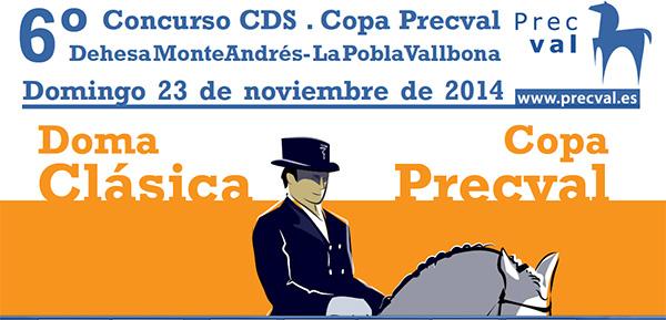6º CDS Copa Precval 2014